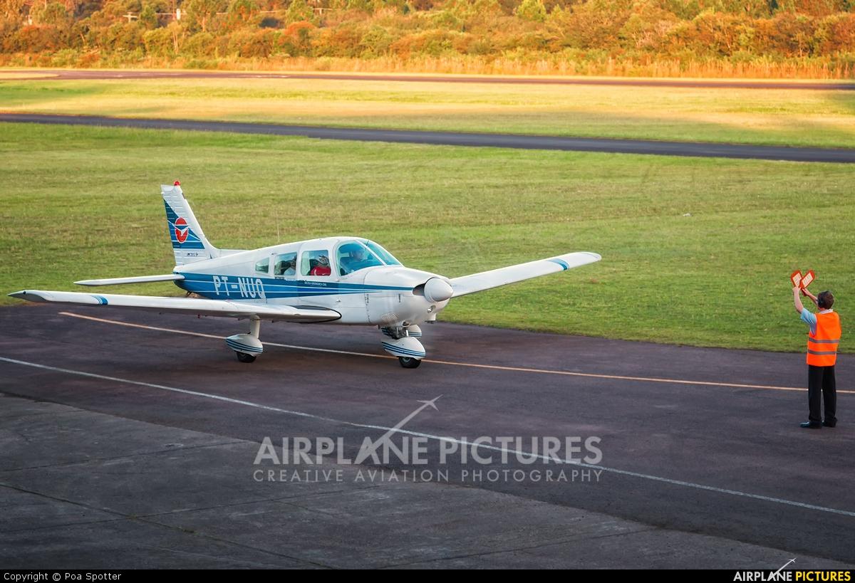 Aeroclube do Rio Grande do Sul PT-NUQ aircraft at Porto Alegre - Belem Novo