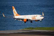 PR-GTV - GOL Transportes Aéreos  Boeing 737-800 aircraft