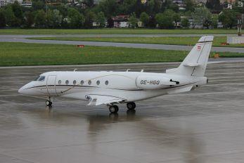 OE-HGO - Private Gulfstream Aerospace G200