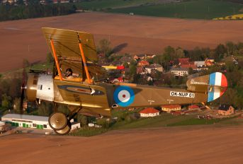 OK-NUP01 - Private Sopwith 1½ Strutter