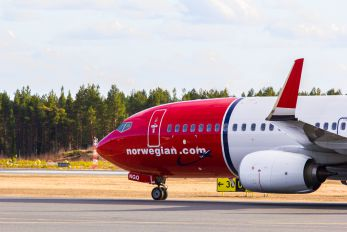 LN-NGQ - Norwegian Air Shuttle Boeing 737-800