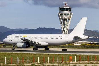 LY-VEQ - Vueling Airlines Airbus A320