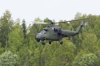 732 - Poland - Army Mil Mi-24V