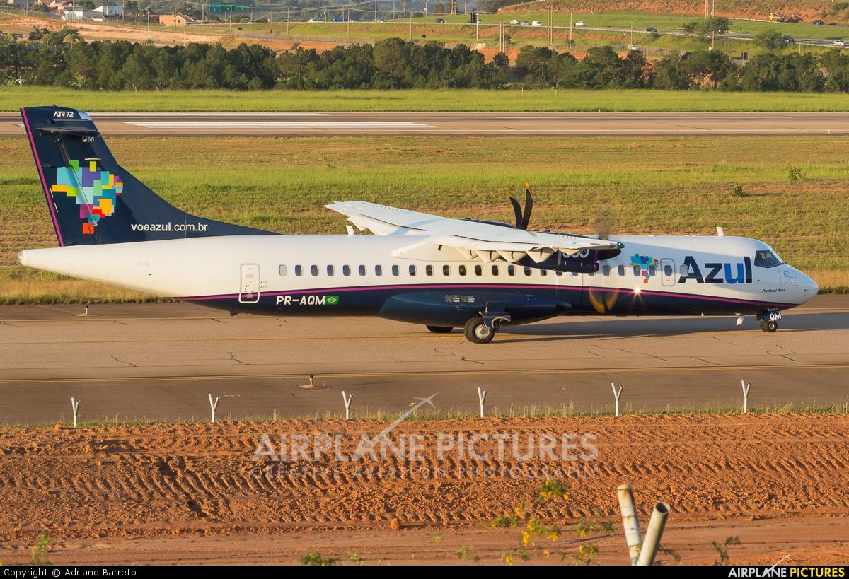 Azul Linhas Aéreas PR-AQM aircraft at Campinas - Viracopos Intl