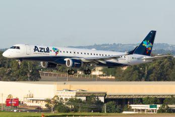 PR-AXK - Azul Linhas Aéreas Embraer ERJ-195 (190-200)