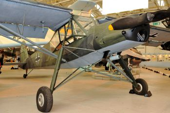 VP746 - Germany - Luftwaffe (WW2) Fieseler Fi.156 Storch