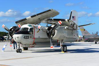 N8114T - Private Grumman US-2B Tracker