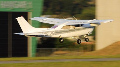 PT-WCY - Private Cessna 210 Centurion