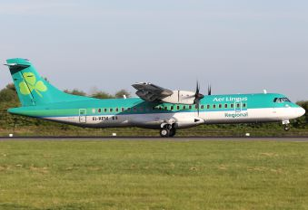 EI-REM - Aer Lingus Regional ATR 72 (all models)