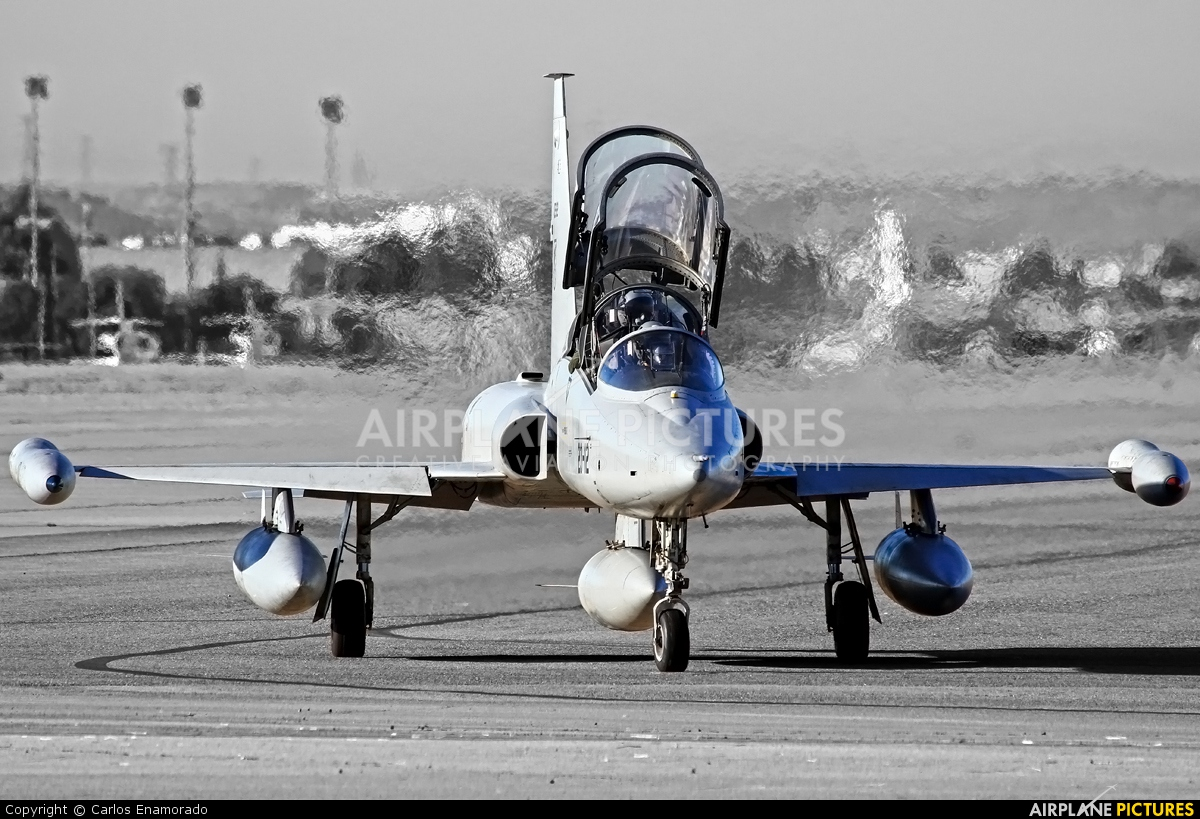 Spain - Air Force AE.9-22 / 23-12 aircraft at Madrid - Torrejon