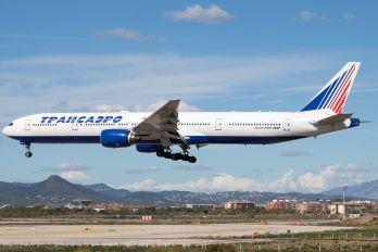 EI-UNP - Transaero Airlines Boeing 777-300