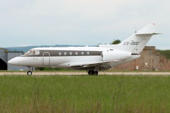 CS-DUE - NetJets Europe (Portugal) Hawker Beechcraft 750