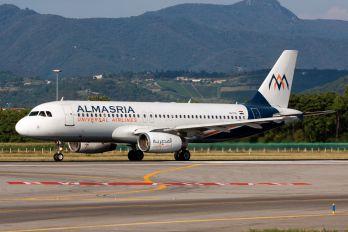 SU-TCA - Al Masria Airbus A320