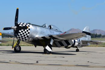 NX47DF - Private Republic P-47D Thunderbolt