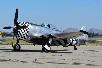NX47DF - Private Republic P-47D Thunderbolt
