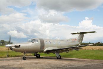 LX-JFN - Jetfly Aviation Pilatus PC-12
