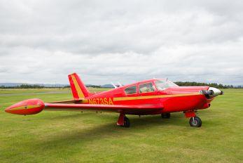 N673SA - Private Piper PA-24 Comanche