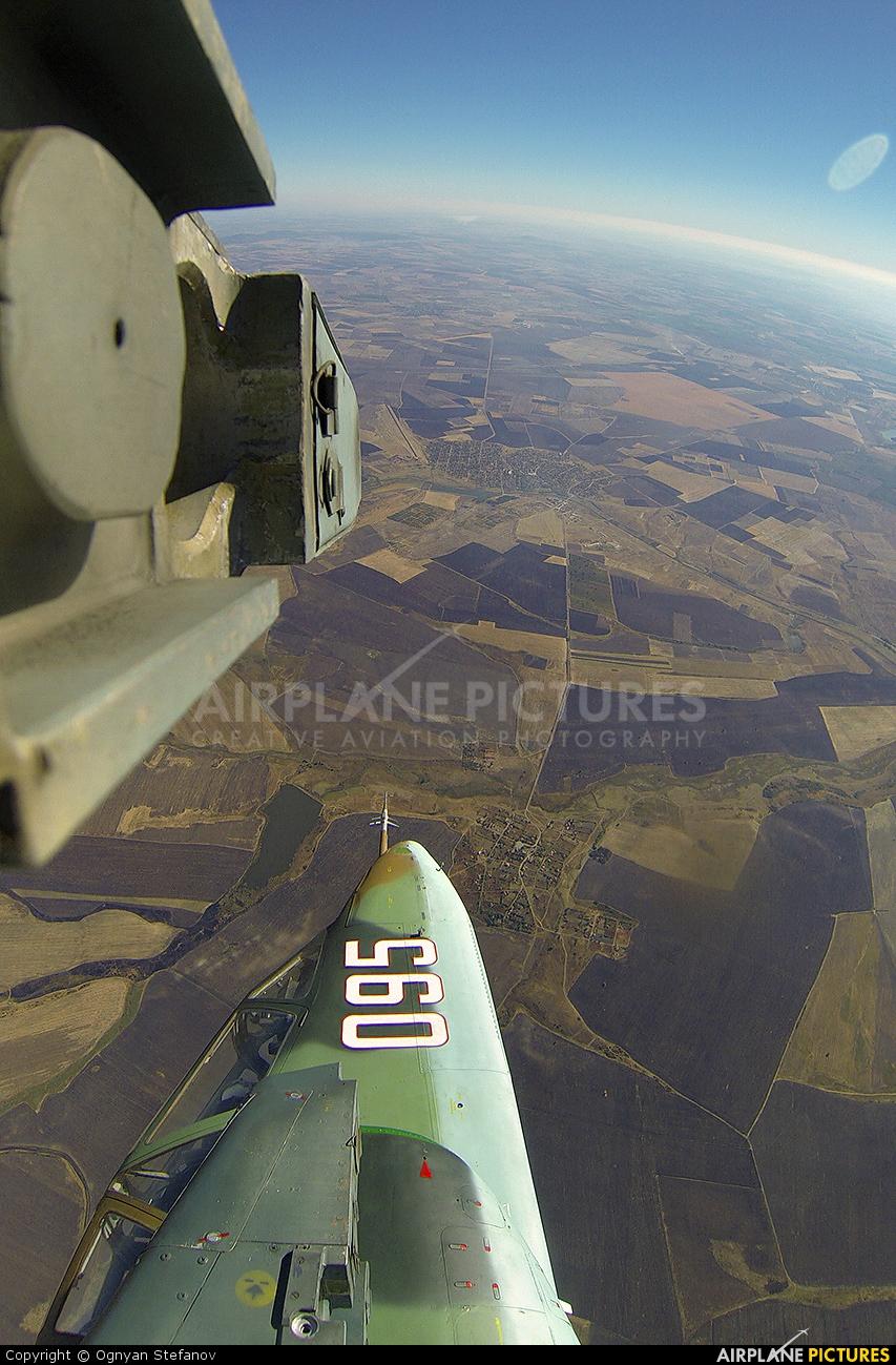 Bulgaria - Air Force 095 aircraft at In Flight - Bulgaria