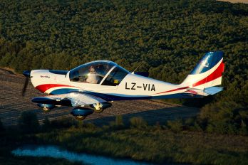 LZ-VIA - Private Evektor-Aerotechnik Sportstar PLUS
