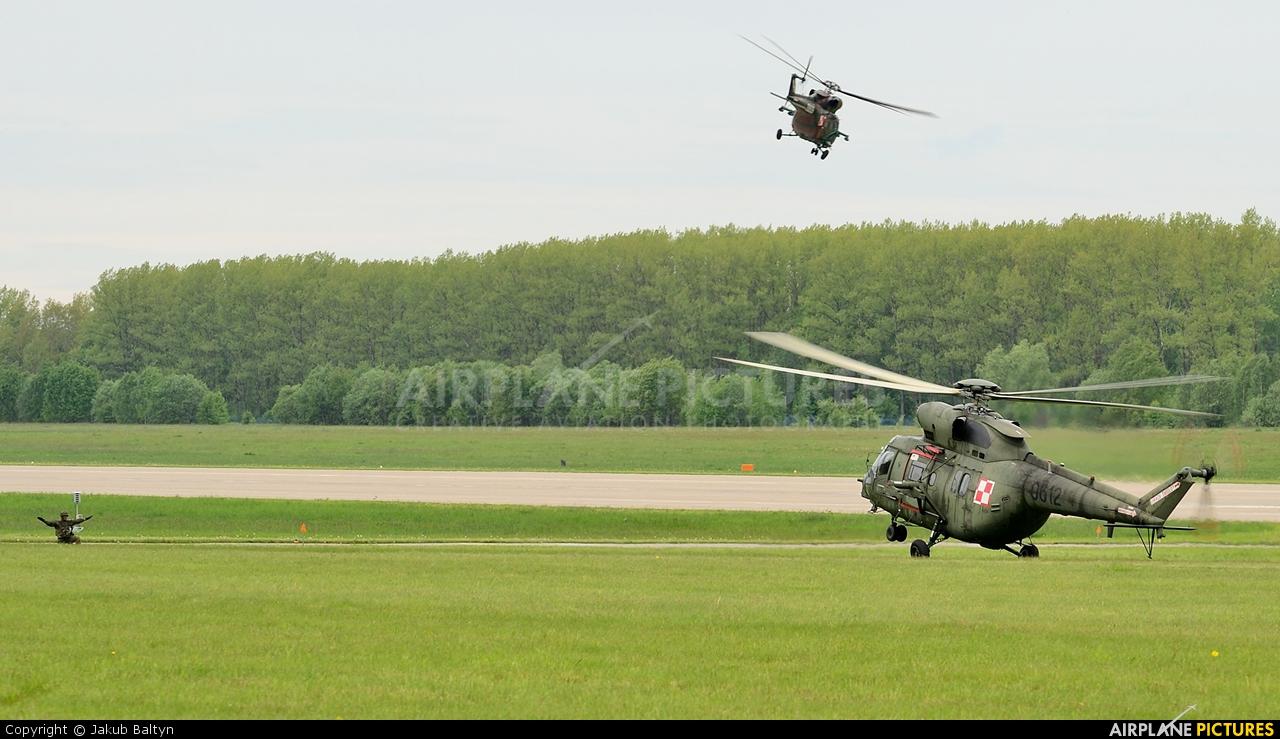 Poland - Army 0612 aircraft at Mińsk Mazowiecki