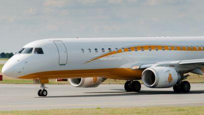 M-SBAH - Royal Jet Embraer ERJ-190-100 Lineage 1000