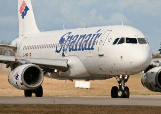 EC-HXA - Spanair Airbus A320