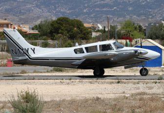 N11YY - Private Piper PA-30 Twin Comanche