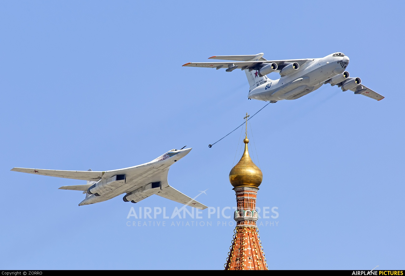 Russia - Air Force RF-94283 aircraft at Off Airport - Russia