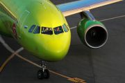 VP-BCP - S7 Airlines Airbus A320 aircraft