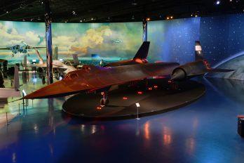 61-7956 - USA - Air Force Lockheed SR-71B Blackbird