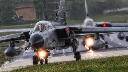 46+44 - Germany - Air Force Panavia Tornado - ECR