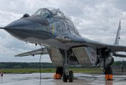 28 - Poland - Air Force Mikoyan-Gurevich MiG-29UB aircraft