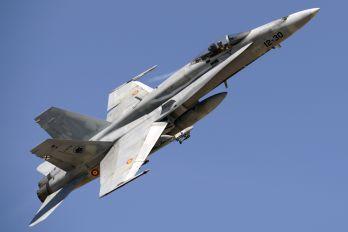 C.15-72/12-30 - Spain - Air Force McDonnell Douglas F-18C Hornet