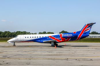 G-CGMB - Eastern Airways Embraer ERJ-135