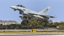 ZK389 - Saudi Arabia - Air Force Eurofighter Typhoon FGR.4 aircraft