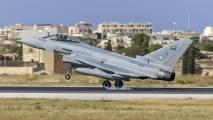 ZK389 - Saudi Arabia - Air Force Eurofighter Typhoon FGR.4 aircraft