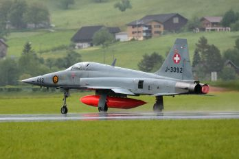 J-3092 - Switzerland - Air Force Northrop F-5E Tiger II