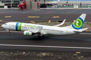 PH-HZL - Transavia Boeing 737-800