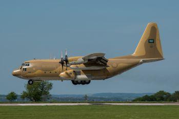 484 - Saudi Arabia - Air Force Lockheed VC-130H Hercules