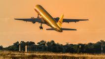 D-ALEF - DHL Cargo Boeing 757-200F aircraft