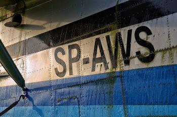 SP-AWS - Aeroclub of Poland Antonov An-2