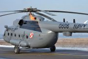 0608 - Poland - Navy Mil Mi-17 aircraft