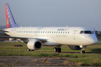 EI-FCN - Bora Jet Airlines Embraer ERJ-190 (190-100)