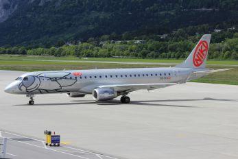 OE-IXG - Niki Embraer ERJ-190 (190-100)