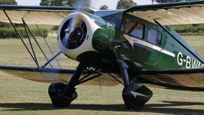 G-BWAC - Private Waco Classic Aircraft Corp YKS-7