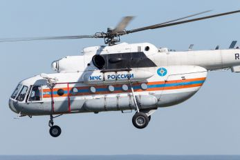 RF-32820 - Russia - МЧС России EMERCOM Mil Mi-8MB
