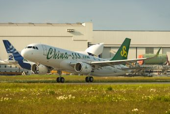 B-1840 - Spring Airlines Airbus A320