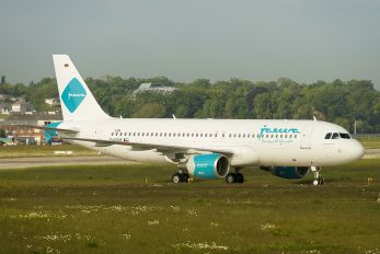 D-AXAW - Jazeera Airways Airbus A320