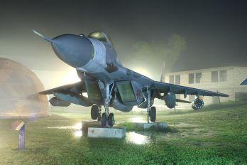 4109 - Poland - Air Force Mikoyan-Gurevich MiG-29G