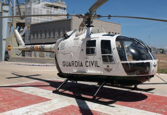 HU.15-67 - Spain - Guardia Civil MBB Bo-105CB